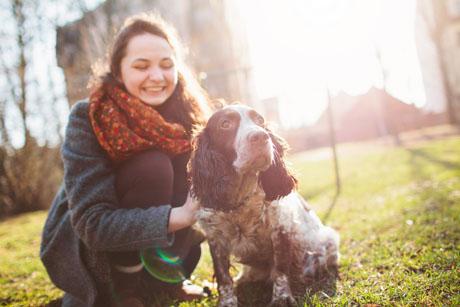 Hearing dogs awareness